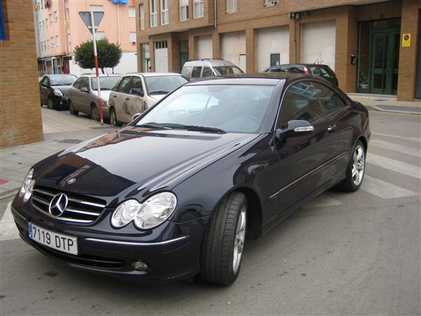 mercedes benz clk 270. Black Bedroom Furniture Sets. Home Design Ideas