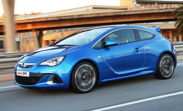 Top Gear Russia: Новая Astra OPC у Top Gear в руках