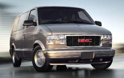 Фото GMC Safari