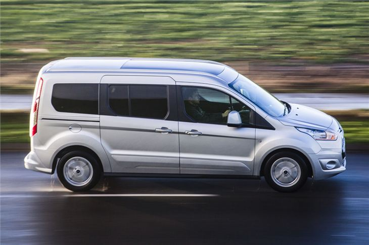 ford tourneo courier 2014 в россии