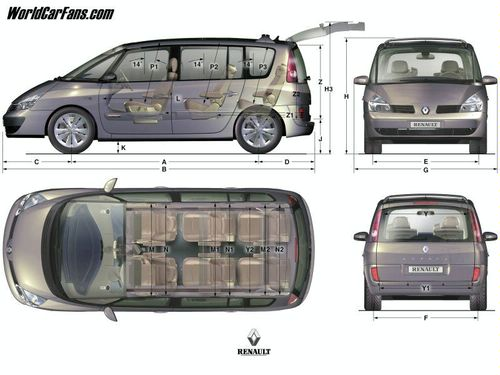renault espace. Black Bedroom Furniture Sets. Home Design Ideas