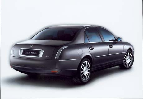 Lancia - Thesis - 3 2 i V6 24V (23 Hp) - Technical