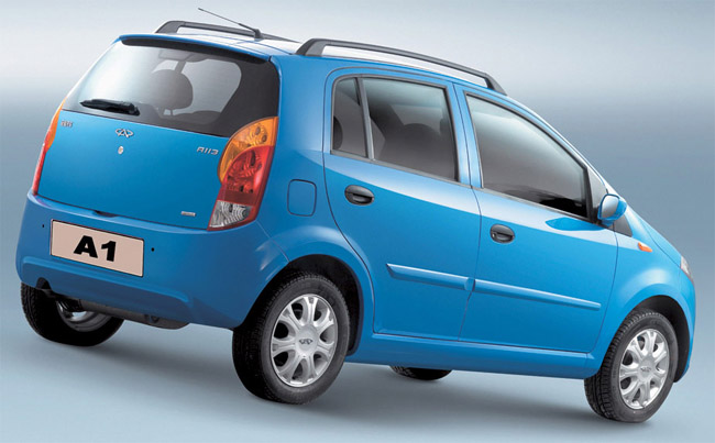 Chery Car 2007 Images
