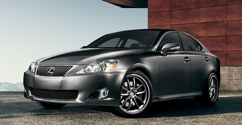 Lexus IS 250 - 3