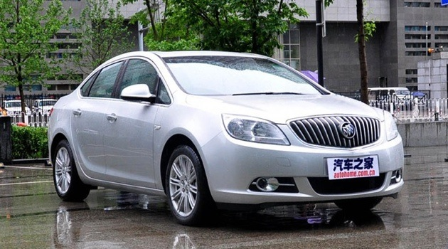 Buick HRE Excelle - 1