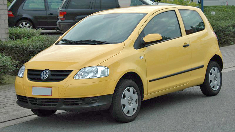 Volkswagen Fox - 5