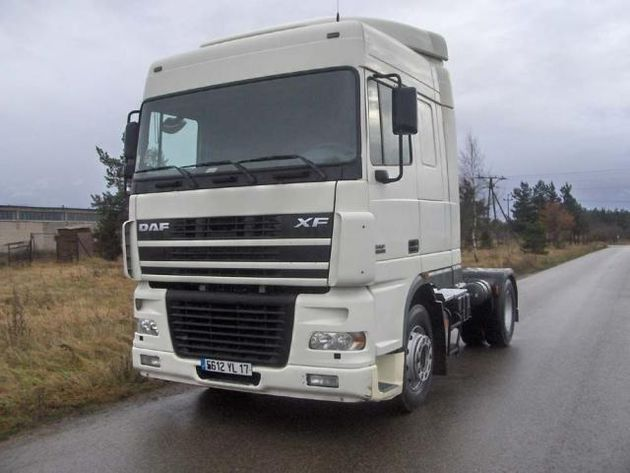 DAF XF95 series - 4
