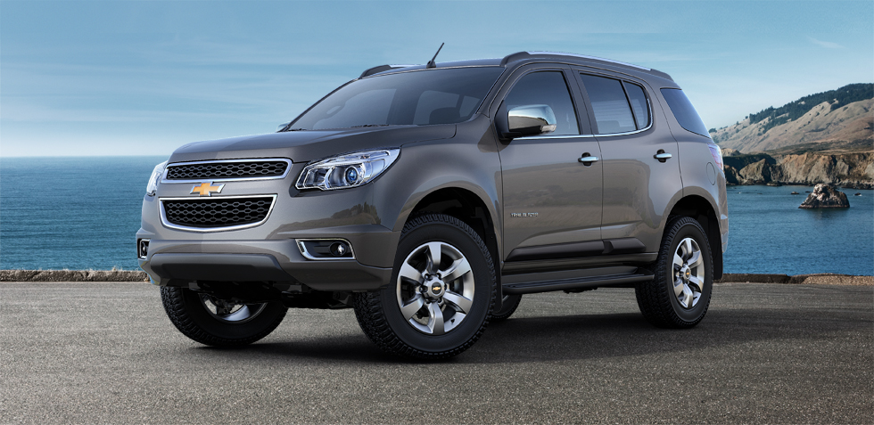 Chevrolet Trailblazer - 5