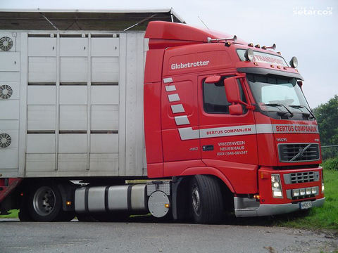 Volvo FH12 - 3