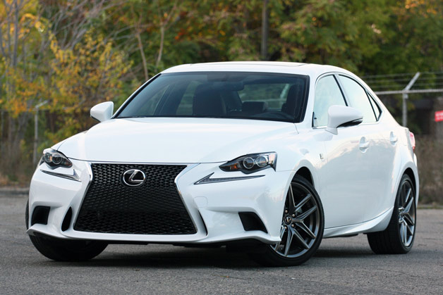 Lexus IS 250 - 4