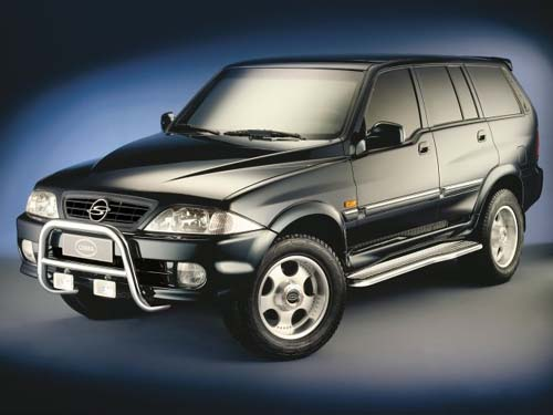 SsangYong Musso - 4
