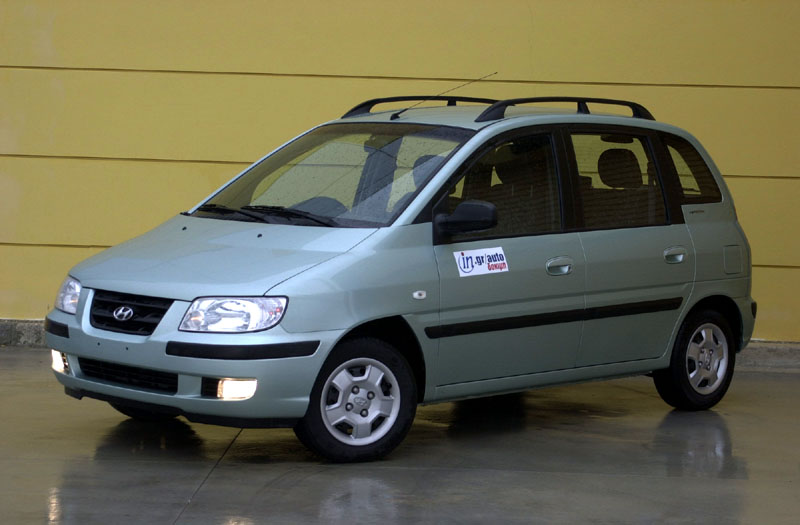 Hyundai Matrix - 4