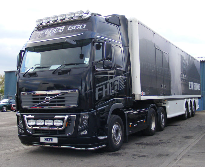 Volvo FH16 - 3