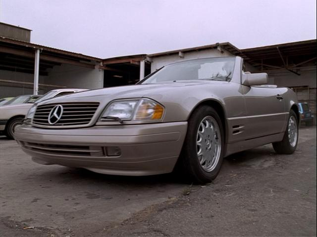 Mercedes-Benz SL 500 - 5