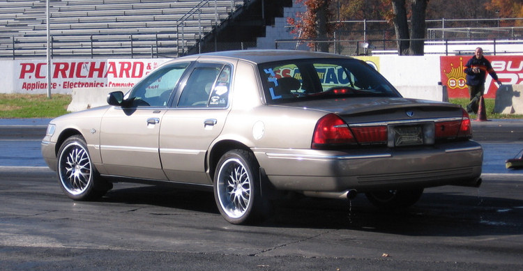 Mercury Grand Marquis - 2
