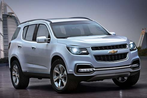 Chevrolet Trailblazer - 2