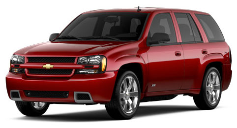 Chevrolet Trailblazer - 3