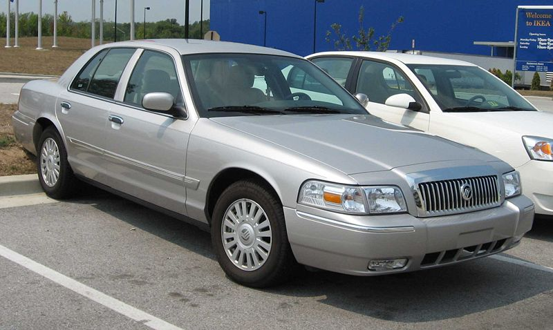Mercury Grand Marquis - 6