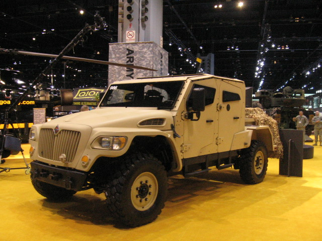 International CXT - 3