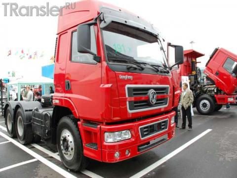 DongFeng EQ4252GE6 - 5