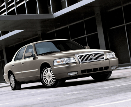 Mercury Grand Marquis - 5