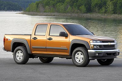 Chevrolet Colorado - 1