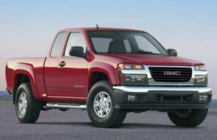 GMC Canyon - 1