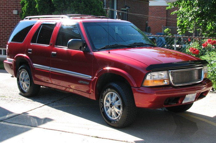 GMC Jimmy - 6