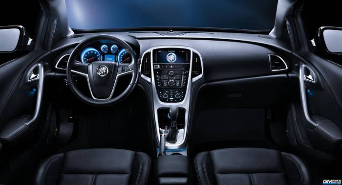 Buick HRE Excelle - 2