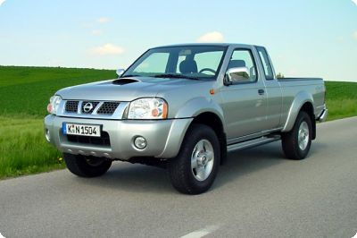 Nissan Pick Up - 1