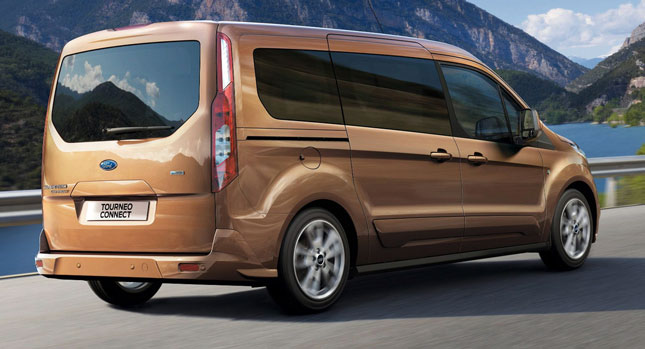 Ford Tourneo Connect - 3