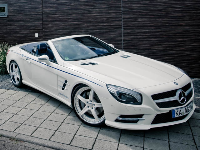 Mercedes-Benz SL 500 - 2