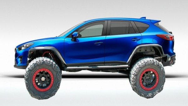 Mazda Offroad - 6