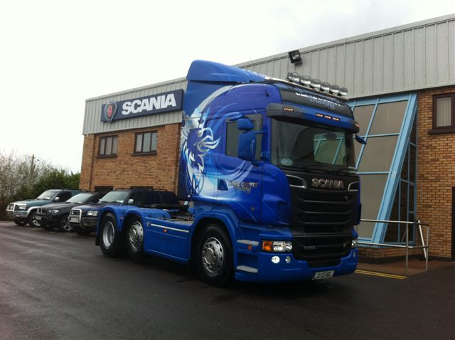 Scania New Griffin - 1