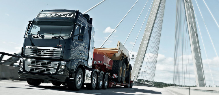Volvo FH16 - 4