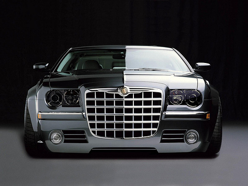 Chrysler 300C - 4