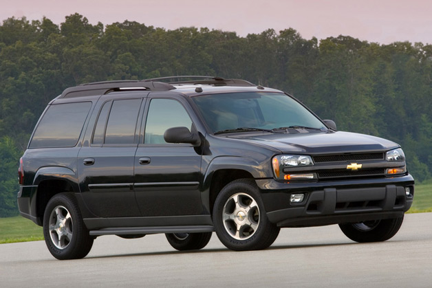 Chevrolet Trailblazer - 4