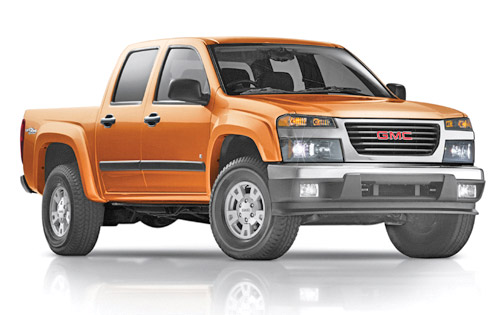GMC Canyon - 5