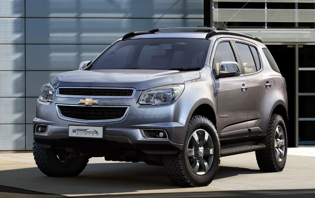 Chevrolet Trailblazer - 1