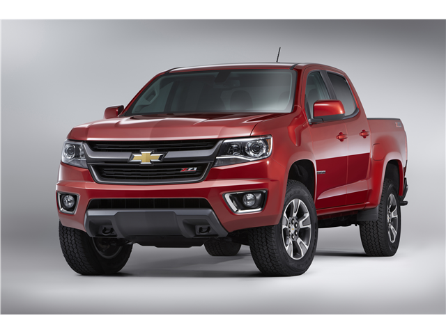 Chevrolet Colorado - 2