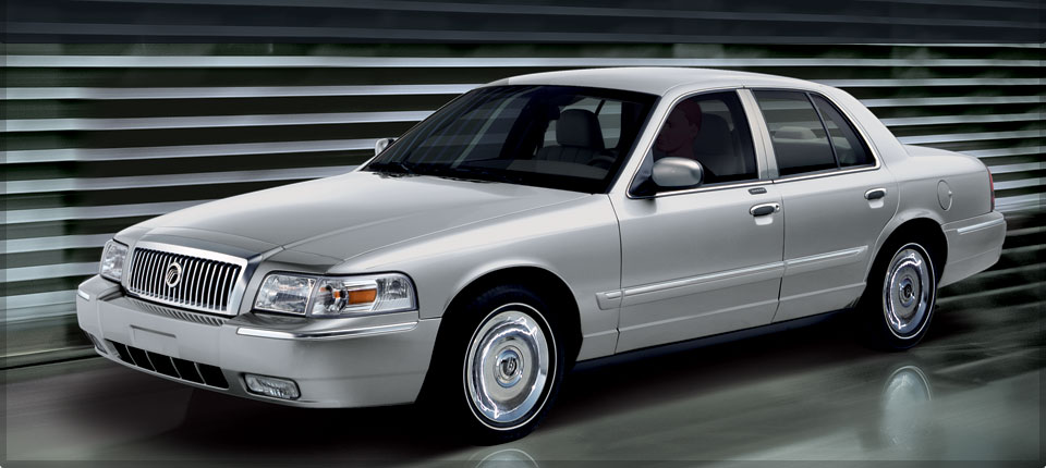 Mercury Grand Marquis - 1