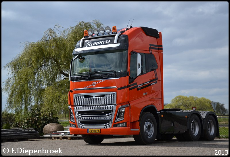 Volvo FH16 - 5