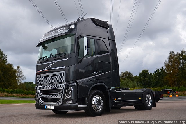 Volvo FH16 - 2