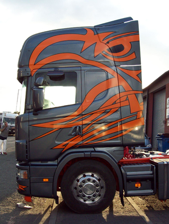 Scania New Griffin - 2