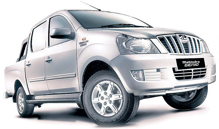 Mahindra MM Double Cab - 1