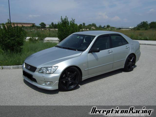 Lexus IS 200 - 5