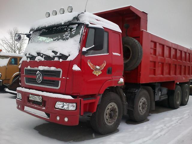 DongFeng EQ3312GE2 - 3