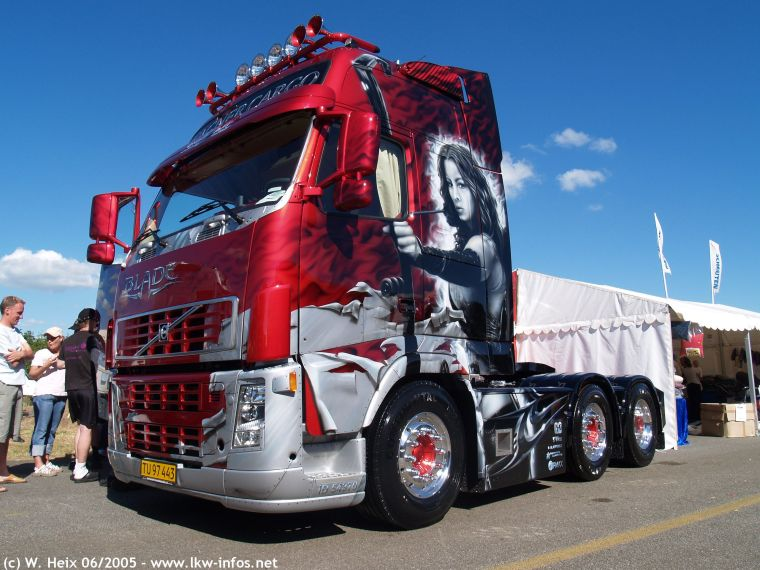 Volvo FH12 - 4