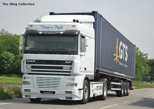 DAF XF95 series - 1