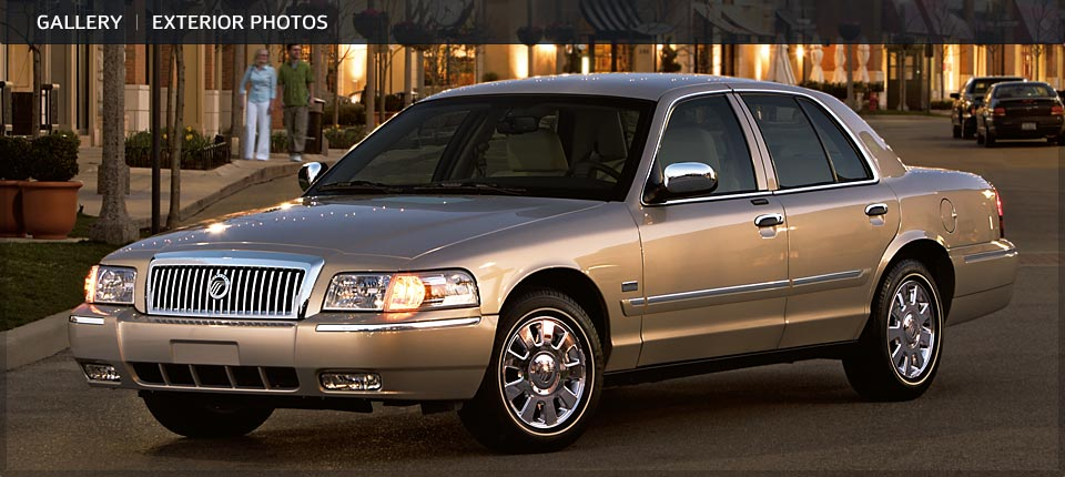 Mercury Grand Marquis - 3